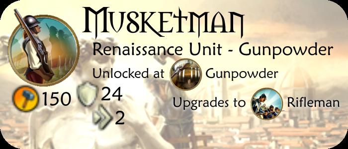Unit-Gunpowder-Musketman(content©Firaxis)