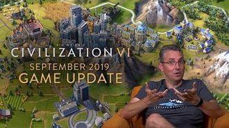 Civilization VI - September 2019 Update