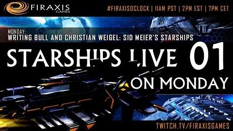 FiraxisOClock 23.03.2015 Sid Meier's Starships englisch deutsch