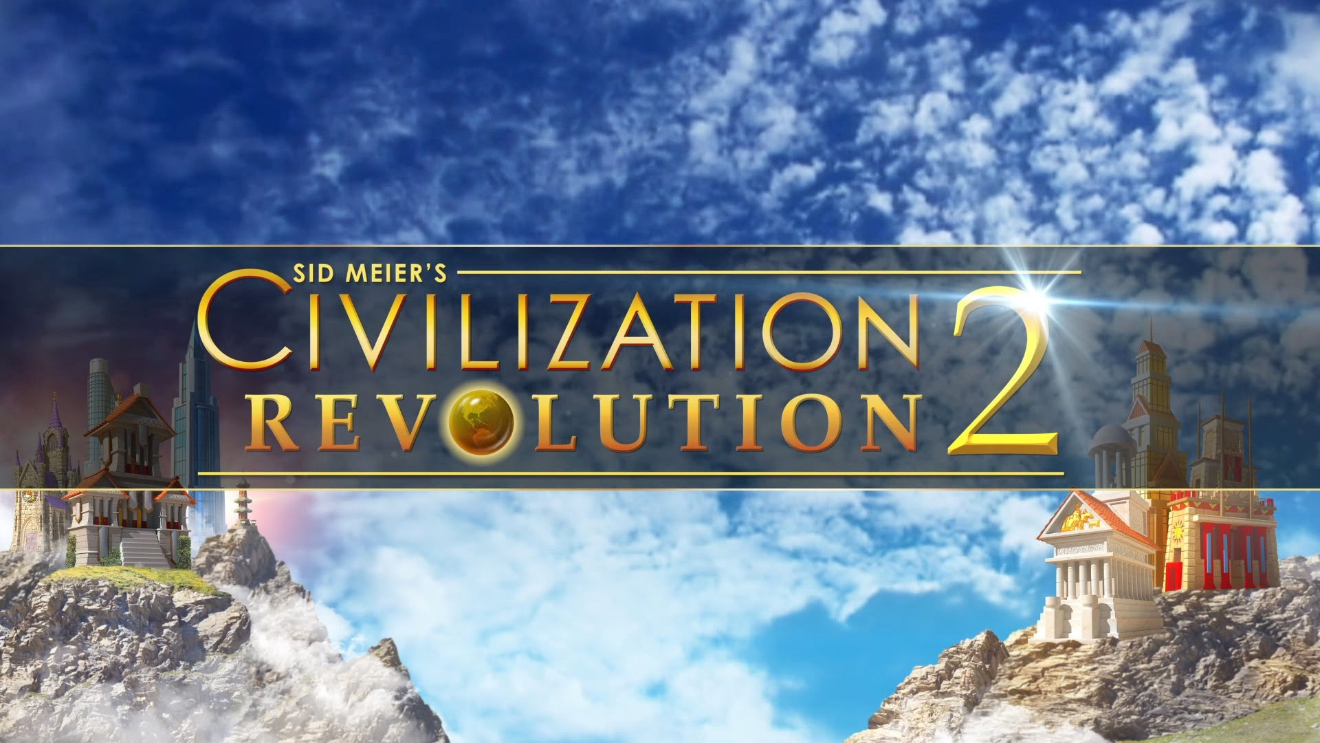 Civilization Revolution 2 game for iPhone & iPad 2018