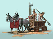 Civ6 War-Cart concept art