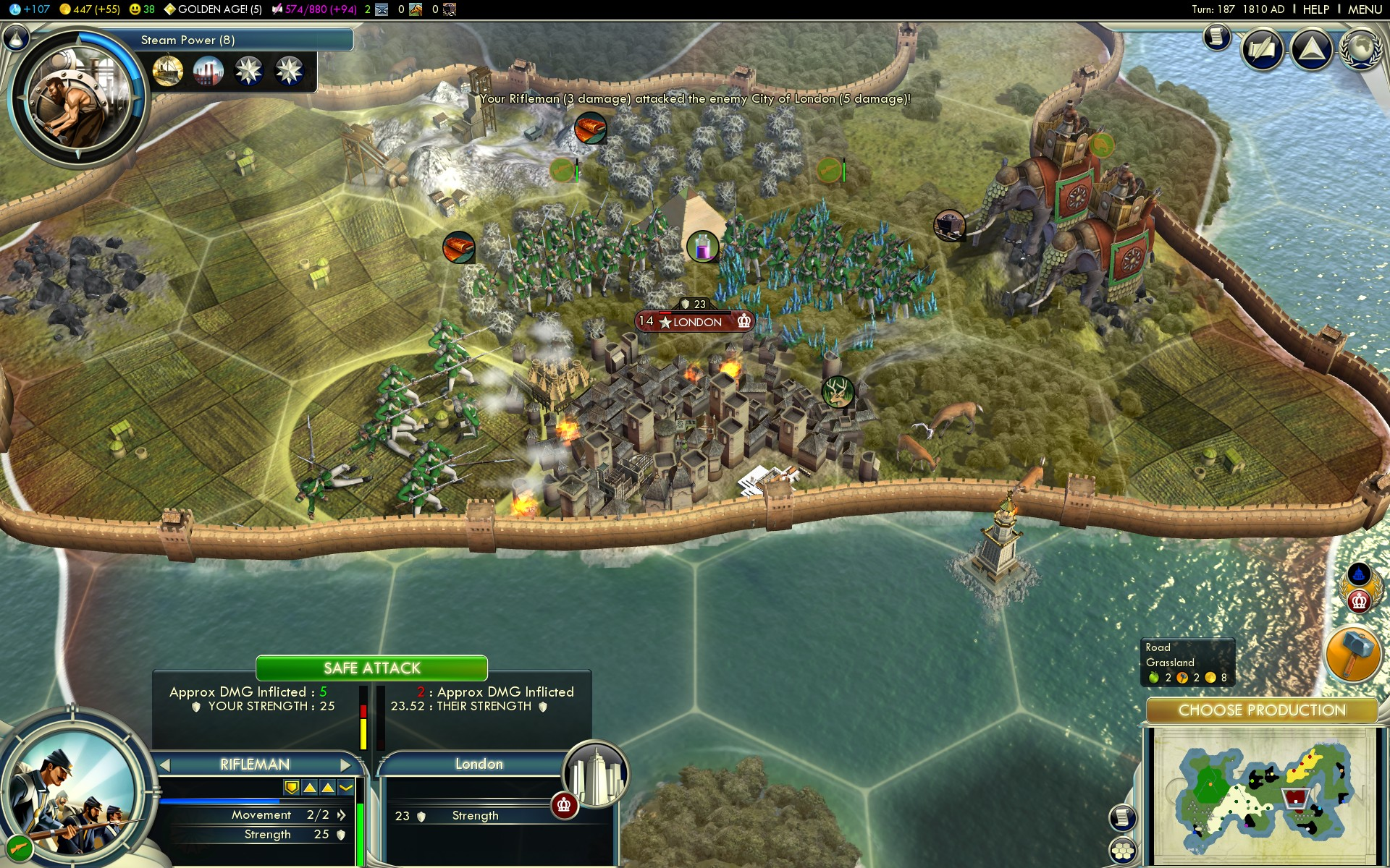 City civ5 civilization wiki fandom powered by wikia zeroone game london going down civ5 gumiabroncs Images