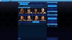 Screenshot Starships 00 Startmenue