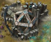 Alien Metropolis Marvel (Rising Tide)