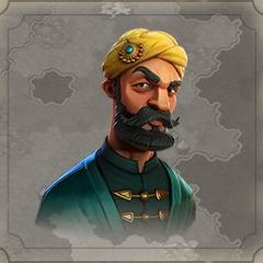 Ibrahim, Suleiman's unique Governor