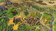 2KGMKT CivilizationVI Screenshot Preview City-Mid-Fog