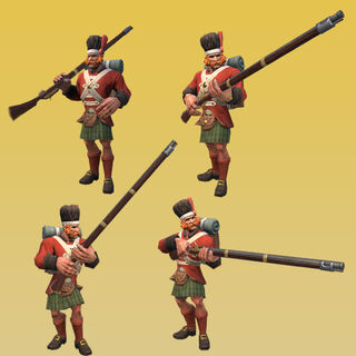 The Highlander, Scotland's unique unit