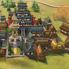 Japanese capital in Medieval Era