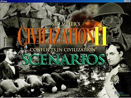 Civilization 2 Conflicts in Civilization