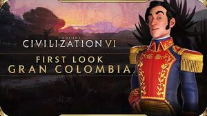 Civilization VI - First Look- Gran Colombia - Civilization VI - New Frontier Pass