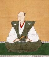Oda Nobunaga Portrait