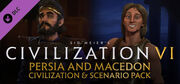 Persia and Macedon Civilization & Scenario Pack (Civ6)