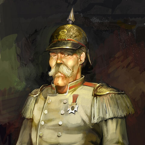 an overview of the influence of otto von bismarck on germany Unfortunately, vicky was unable to overcome the influence of otto von bismarck on her father in law kaiser william i bismarck united germany, but as an absolute monarchy with only a travesty of representative government.