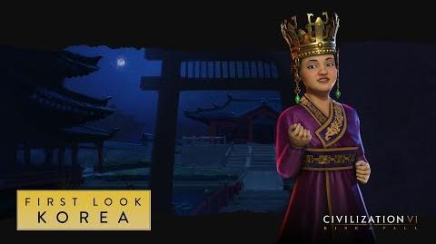 Civilization VI Rise and Fall – First Look Korea International