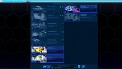 Screenshot Starships 04 Techs