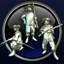 Steam achievement Three Musketeers (Civ5)