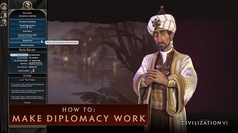 Diplomacy (Civ6) | Civilization Wiki | FANDOM powered by Wikia