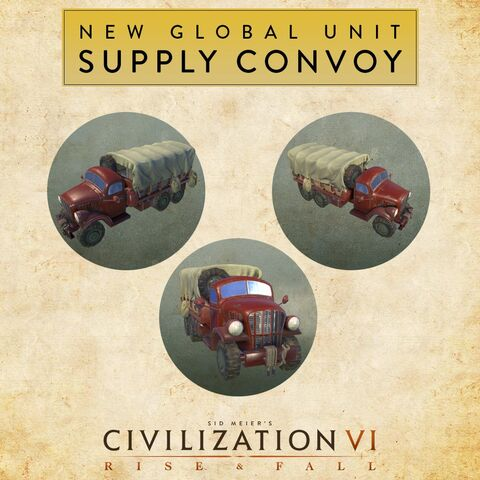 Supply Convoy Promotional photo