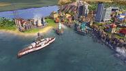Civilization VI Screenshot Marine