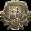 Great Artist badge (Civ6)