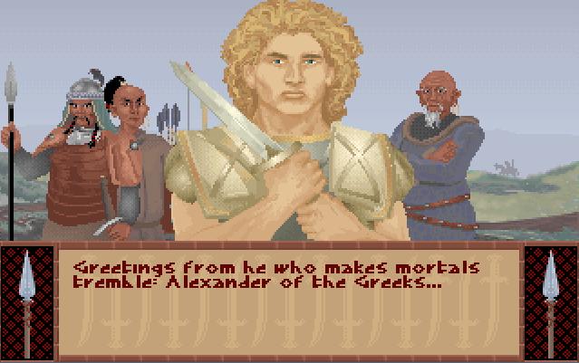 Alexander (Civ1)   Civilization Wiki   FANDOM powered by Wikia