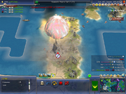 Nuclear explosion (Civ4)