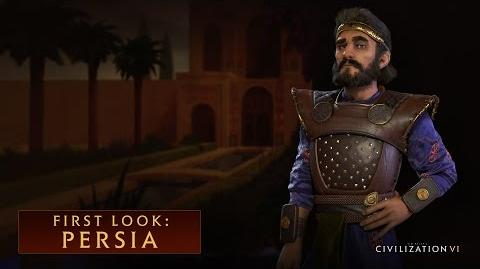 CIVILIZATION VI – First Look- Persia