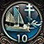 Steam achievement Greek Fire (Civ5)
