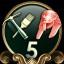 Steam achievement Losing My Marbles (Civ5)