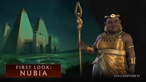 CIVILIZATION VI – First Look Nubia International