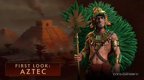 CIVILIZATION VI - First Look Aztec - International Version (With Subtitles)