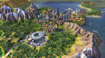 Civilization VI Screenshot Brasilien 01