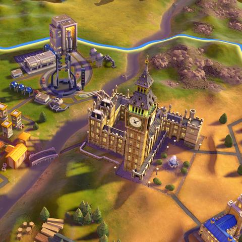 Big Ben, as seen in-game