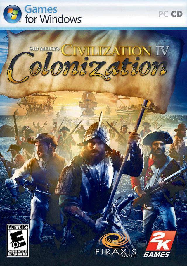civilisation 4 colonization