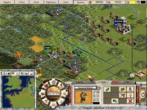 WW2 Western Front (CTP2)