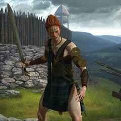 Boudicca of the Celts