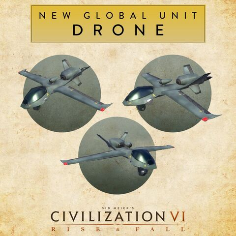 Drone Promotional photo
