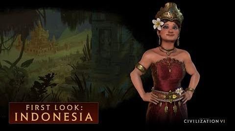 CIVILIZATION VI – First Look- Indonesia