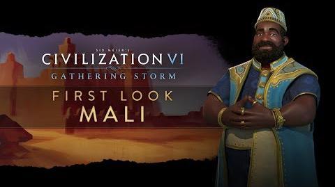 CuBaN VeRcEttI/Mansa Musa liderará Mali en Sid Meier's Civilization VI: Gathering Storm