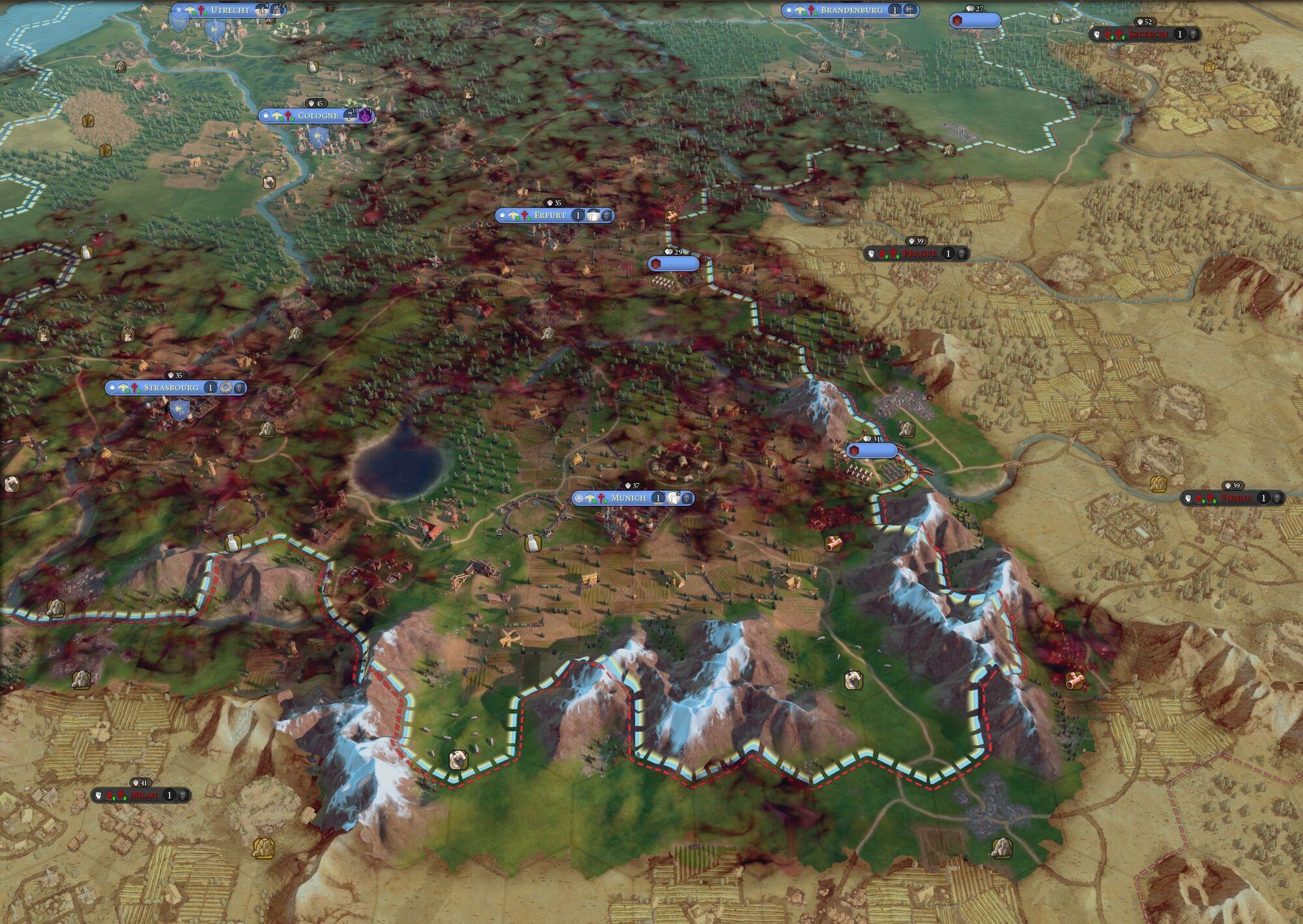The Black Death (Civ6)   Civilization Wiki   FANDOM powered