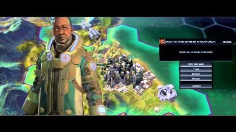 Civilization Beyond Earth E3 Walkthrough (deutsch)