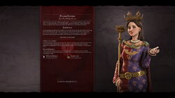 Jadwiga loading screen (Civ6)