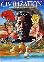 Civilization box cover
