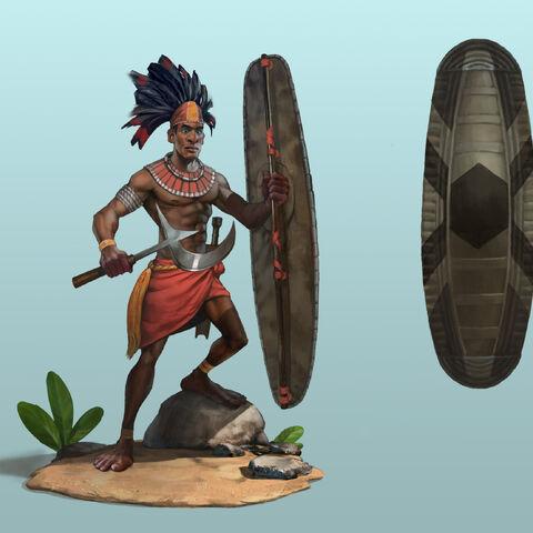 Ngao Mbeba concept art