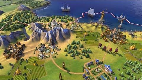 Civilization VI Lead designer Ed Beach talks about the game's new features