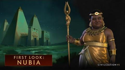 CIVILIZATION VI – First Look- Nubia