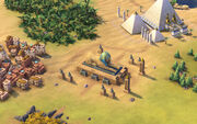 Civilization VI Screenshot Sphinx