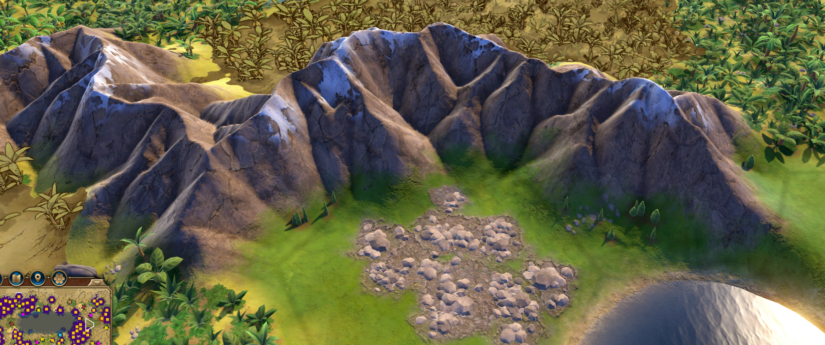 Mountains (Civ6) | Civilization Wiki | FANDOM powered by Wikia
