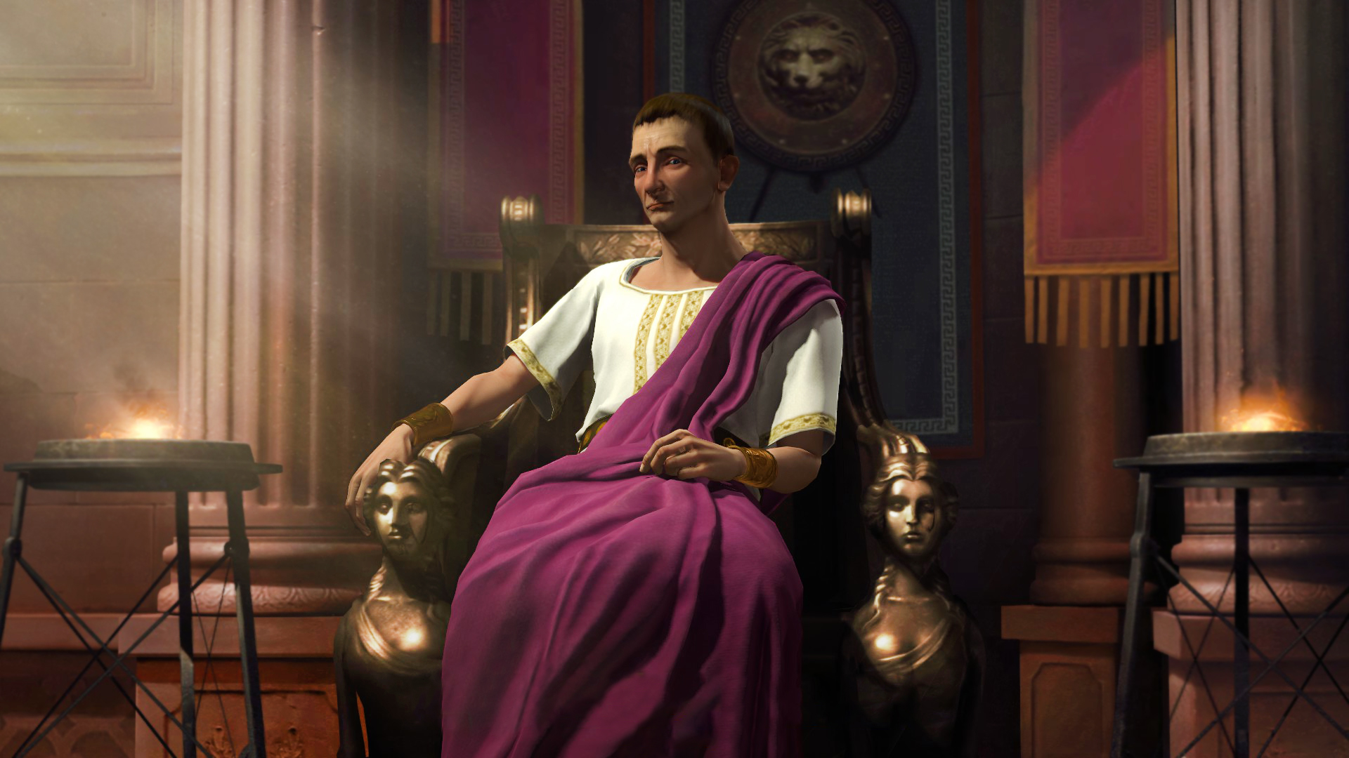 Augustus Caesar Civ5 Civilization Wiki Fandom