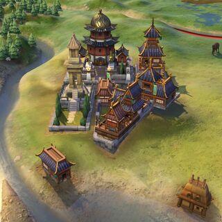 Mongolian capital in Medieval Era
